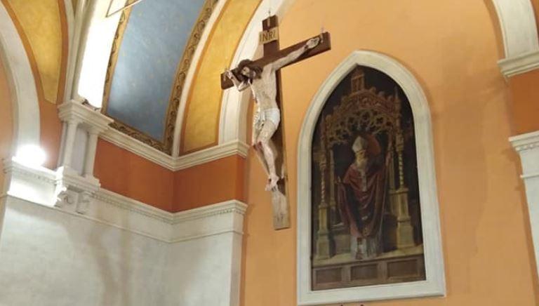 chiesa diretta facebook inaugurazione san feliciano eventi-e-cultura magione