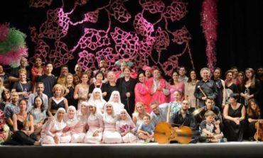L'omaggio pievese a Karen Saillant e all'International Opera Theater di Philadelphia