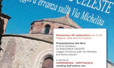 """La """"diagonale celeste"""" di San Michele nell'ultimo libro di Enzo Cordasco"""