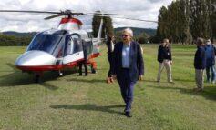 """Vittorio Sgarbi stregato da Isola Polvese: """"Un luogo perfetto e meraviglioso"""""""