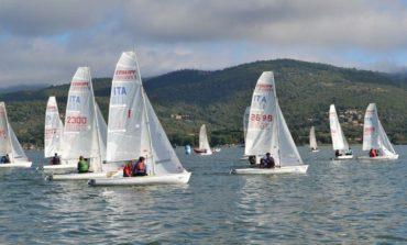 Vela, ventisette equipaggi a Passignano per i Campionati italiani giovanili