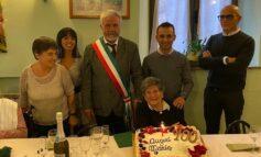Città della Pieve, nonna Maria spegne 100 candeline