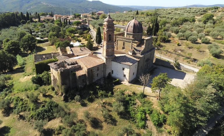 """""""A zonzo con Andreana"""", alla scoperta delle meraviglie del Santuario di Mongiovino"""