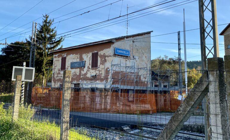 Stazione di Torricella, RFI interviene sul casello ferroviario