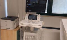 Un nuovo ecografo al consultorio del centro salute di Magione