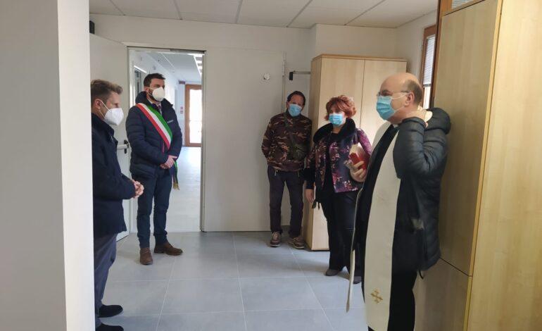 Inaugurato il nuovo reparto di Medicina dell'Ospedale Sant'Agostino