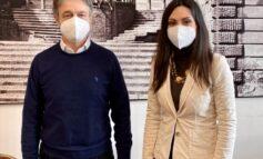 Flavia Quatrinelli è la nuova responsabile dell'area tributi economato del Comune di Magione