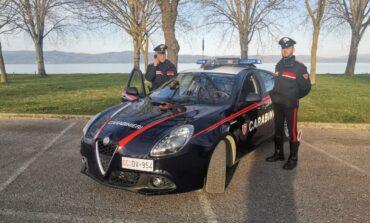 Droga: un arresto dei Carabinieri di Città della Pieve