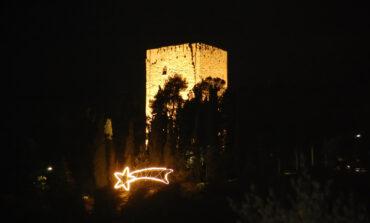 Natale a Magione: spunta una stella cometa nel cielo, simbolo di un natale di speranza