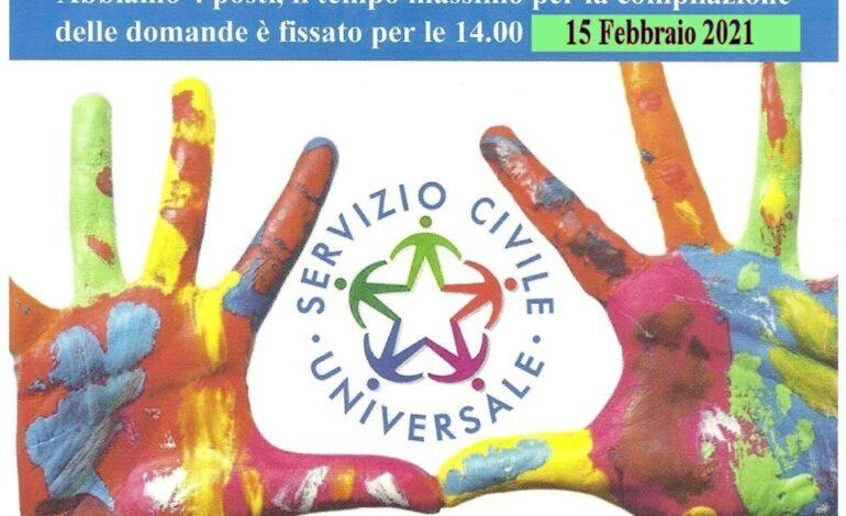 #magione misericordia Servizio Civile sociale volontariato cronaca magione