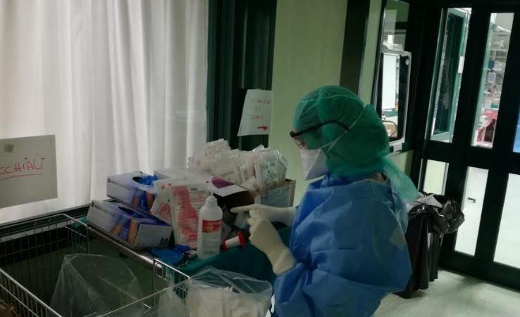coronavirus covid vittima cronaca