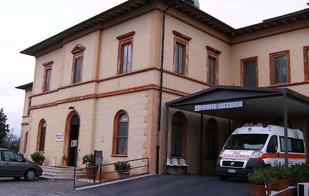 Covid: dieci pazienti positivi e asintomatici all'ospedale di Castiglione del Lago