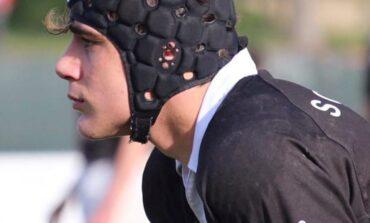 Rugby: da Sant'Arcangelo Giulio Marucchini rappresenterà l'Umbria nella Nazionale Under 20