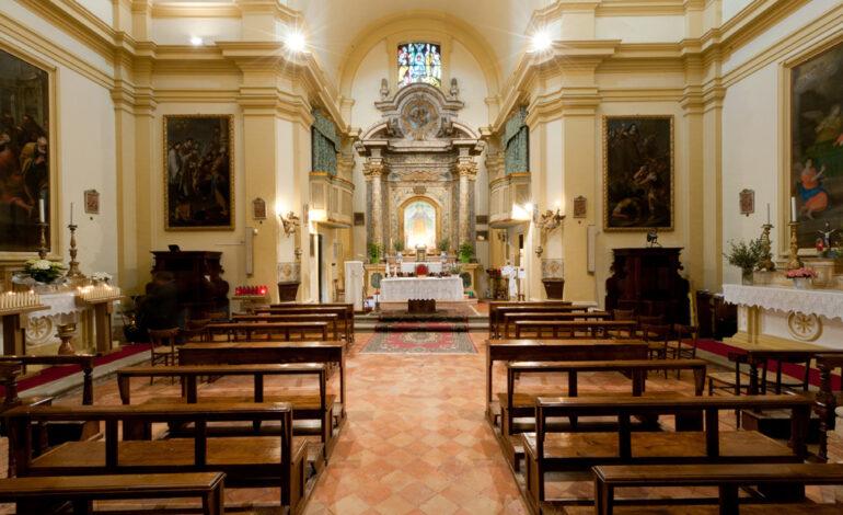 Sarà restaurato l'altare del Santuario della Madonna del Soccorso