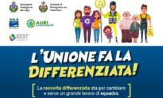 Raccolta differenziata, parte oggi il nuovo servizio rifiuti a Castiglione del Lago