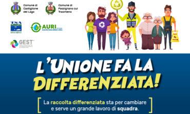 Rifiuti: nuovo servizio raccolta differenziata a Passignano