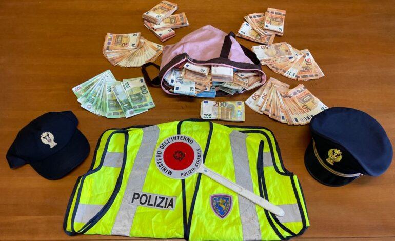 denaro polizia sequestro castiglionedellago cronaca