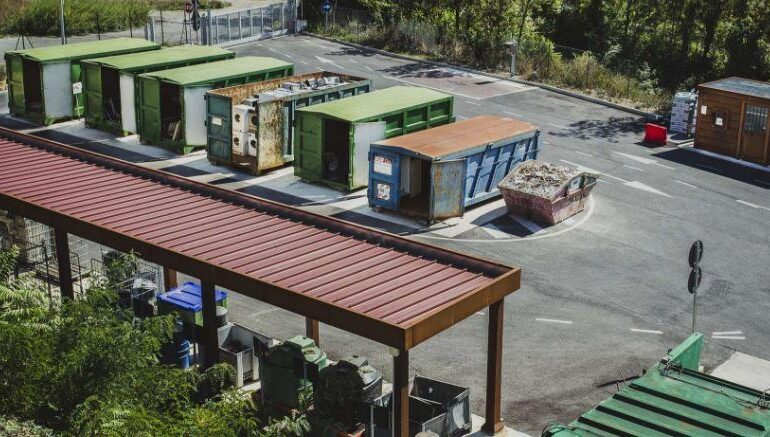Lavori di manutenzione straordinaria, chiusa la ricicleria di Moiano
