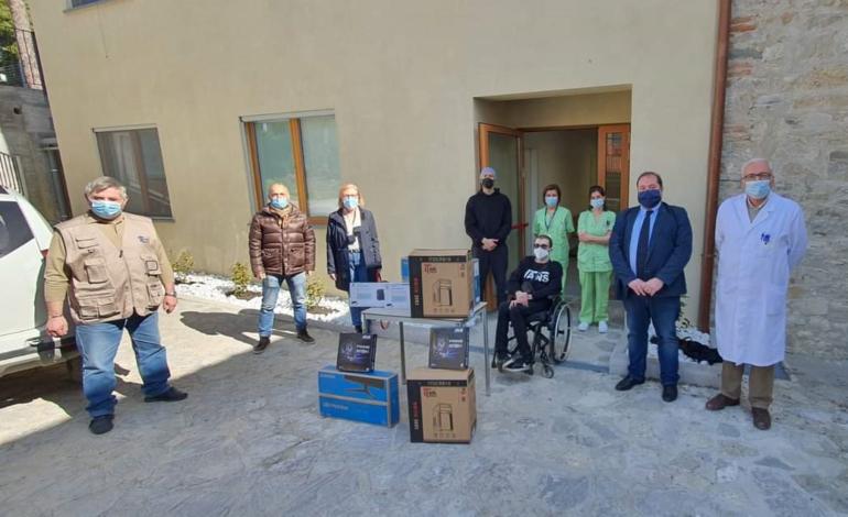 Ospedale di Castiglione, donazioni per l'Unità raccolta sangue e per il reparto di Medicina