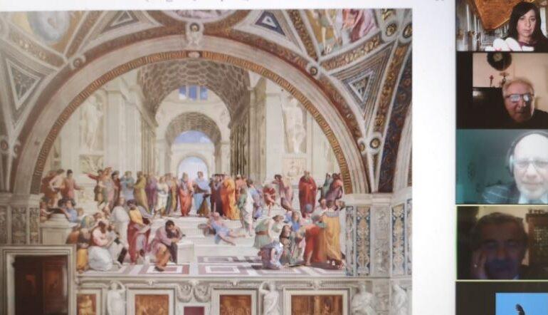 arte Digitalizzazione Musei Vaticani perugia rotary eventi-e-cultura