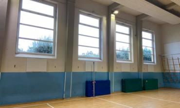 Lavori pubblici, terminato l'efficientamento energetico della palestra scolastica di Passignano