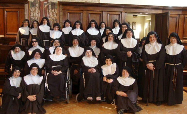 Gioia grande al Monastero delle Clarisse per i 106 anni di Suor Giuseppa