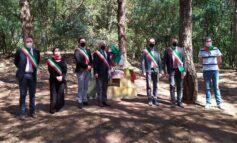 25 aprile: i sindaci del Trasimeno si raccolgono intorno al cippo del Pausillo
