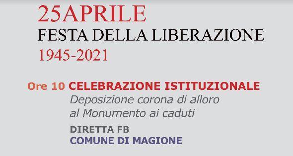 #magione 25 aprile liberazione cronaca magione
