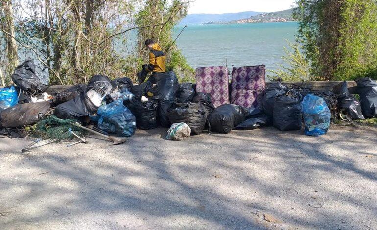 Discarica abusiva: i cittadini di Sant'Arcangelo si mobilitano per ripulire