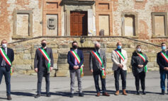 I sindaci del Trasimeno per Riccardo Capecchi