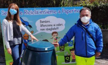 Ambiente: TSA consegna una compostiera all'asilo comunale