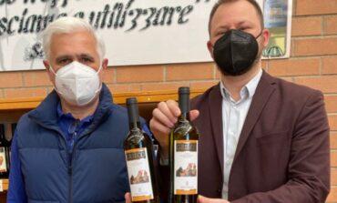 Il Grièco, vino delle Terre del Carpine, arriva in Mongolia