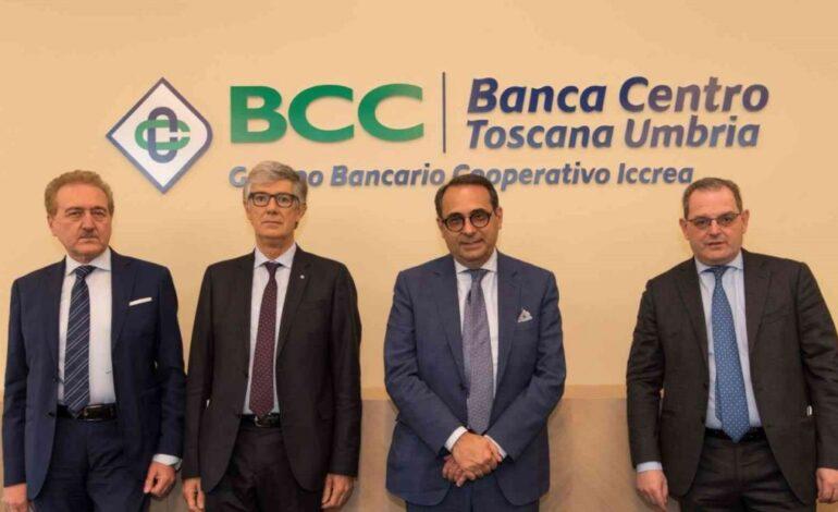 Banca Centro Toscana Umbria compie un anno, un bilancio positivo