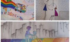 """""""Un poster per la pace"""", premiate le alunne Cascella, Gramaccioni e Zizza"""