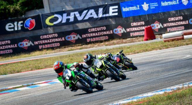 Motociclismo: dall'autodromo Borzacchini al via il CIV Junior