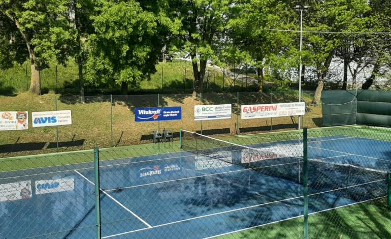 Sport, a Paciano si riparte dal tennis con un open day contingentato