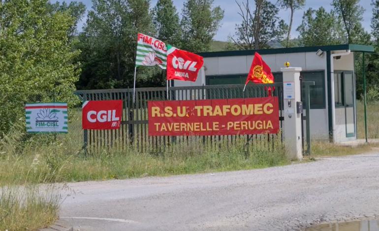 lavoro sciopero tavernelle trafomec economia panicale