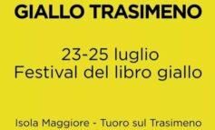 """Nasce """"Giallo Trasimeno"""", prima edizione del Festival nazionale letterario"""