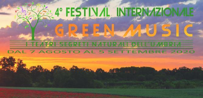 Torna il Festival Internazionale Green Music, ecco i protagonisti della quinta edizione
