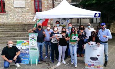 Lega: in Umbria campagna di tesseramento e petizione in difesa del Made in Italy