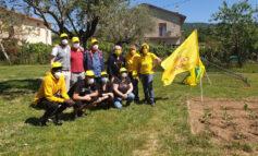 Coltivare e curare un orto come esperienza educativa e sociale con Polis e Impresa donna di Coldiretti