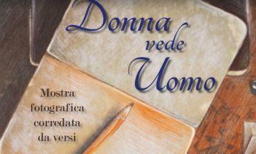 """Fotografia e poesia, """"Donna vede Uomo"""" approda alla Rocca di Passignano"""