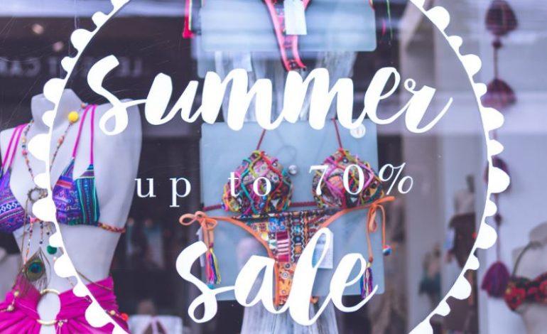 Saldi estivi dal 3 luglio, il decalogo Confcommercio per farli in sicurezza
