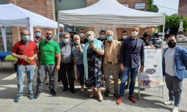 Gazebo Lega Trasimeno: in piazza per difendere il made in Italy