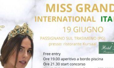 Miss Grand International: la bellezza sabato 19 per la prima tappa umbra del concorso