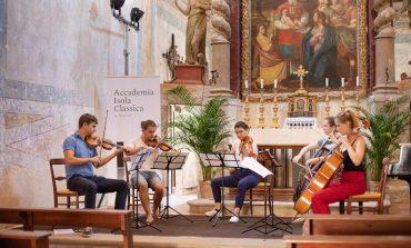 Torna Accademia Isola Classica & Festival: otto giorni di musica alla Maggiore