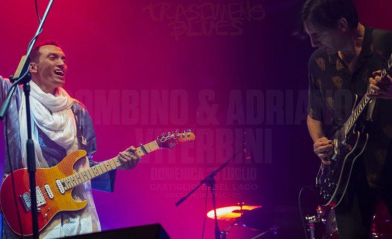 Ultime battute per Trasimeno Blues, stasera Bombino & Adriano Viterbini