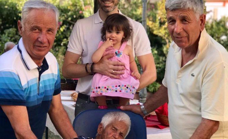 """Festa a Sant'Arcangelo per i cento anni di """"Isolina"""""""