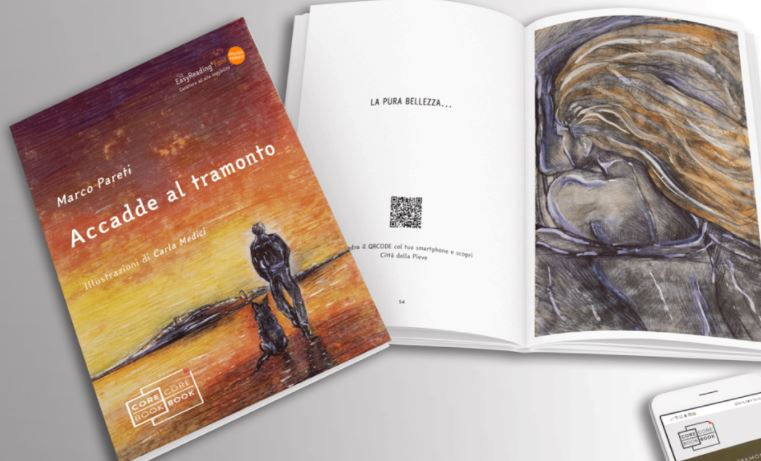 """Libri, domenica la presentazione del giallo """"Accadde al tramonto"""""""