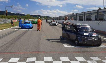 Autodromo dell'Umbria, i risultati delle gare nella caldissima domenica